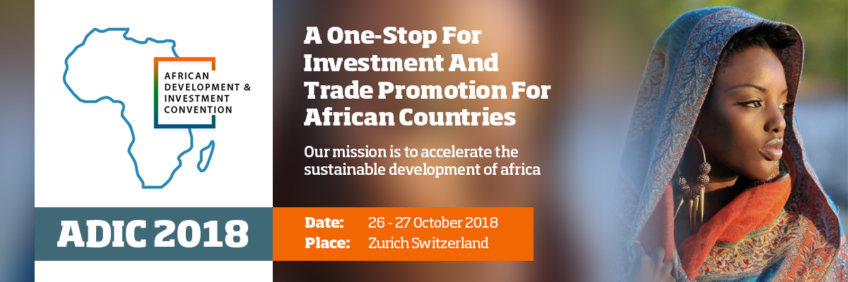 3rd African Development And Investment Convention (ADIC 2018)
