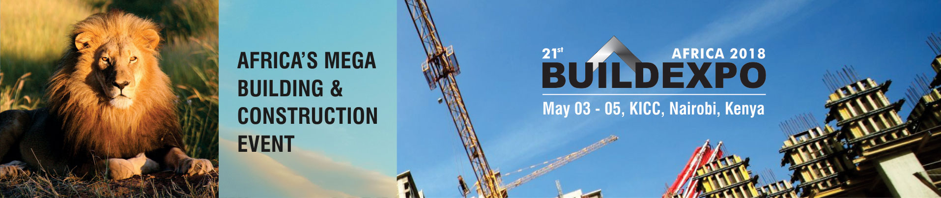Africa's Mega Building & Construction Event