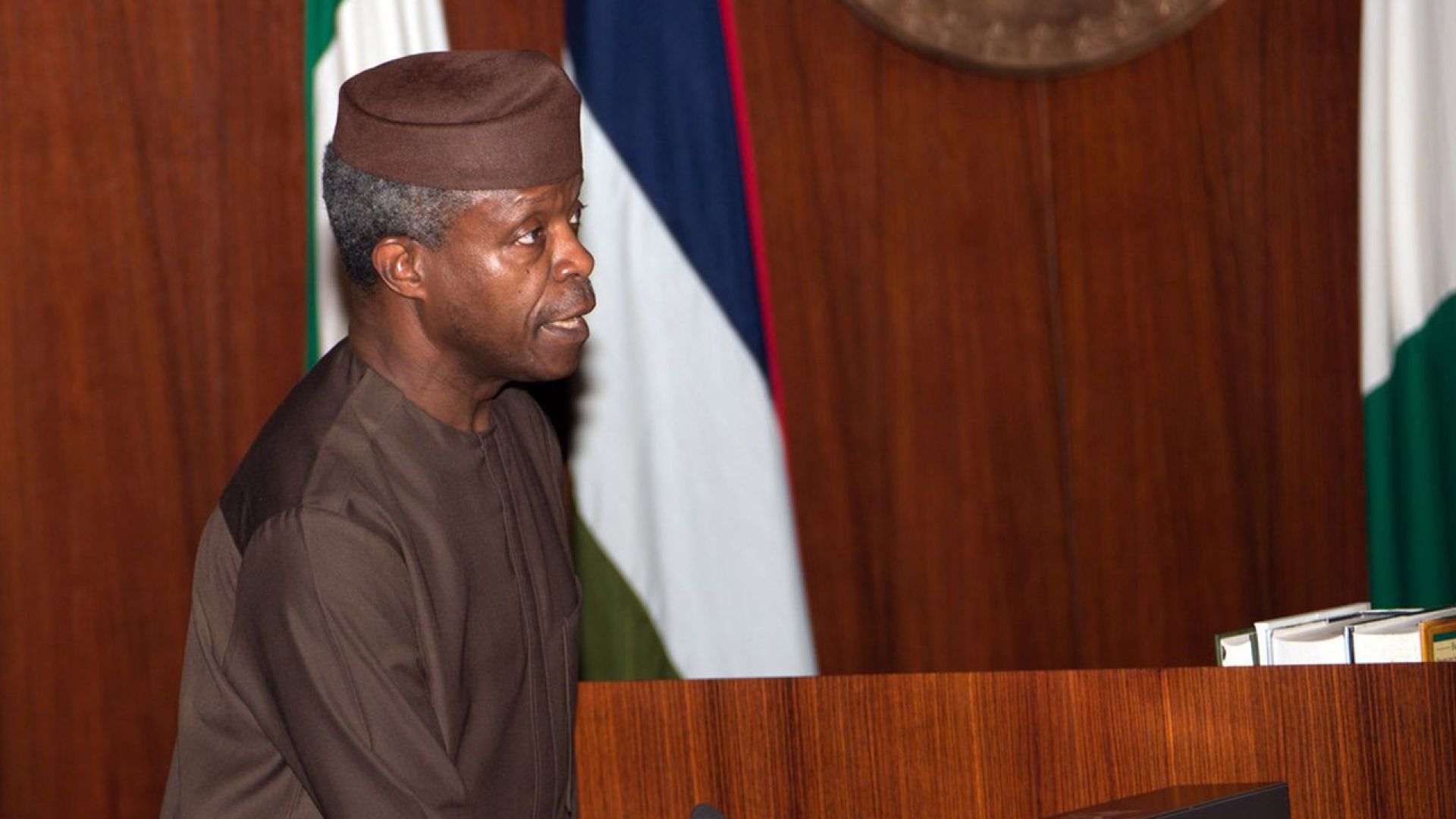 Yemi Osinbajo, Vice President Federal Republic of Nigeria
