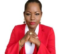 Madam Cooper becomes foreign-based NGO Vice President for Africa.