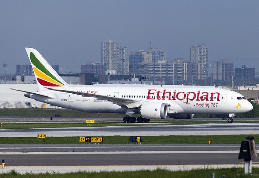 Ethiopian Airlines becomes first in Africa to operate electrical energy saving motion system
