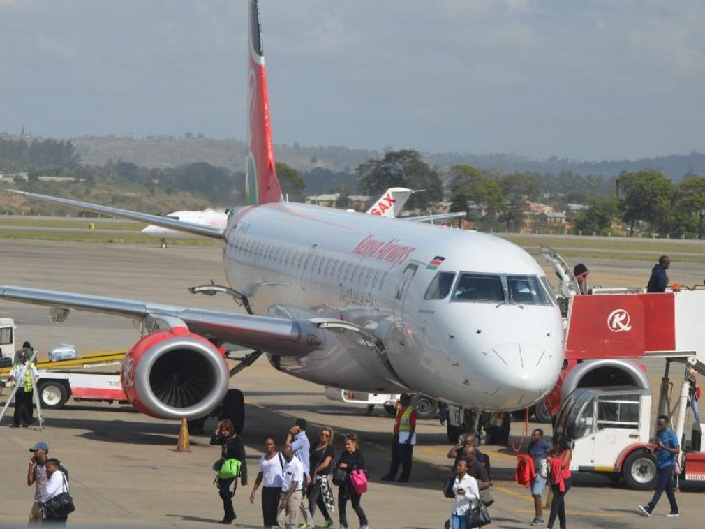 Kenya Airways' New Direct Route Could Boost Tourism to East Africa