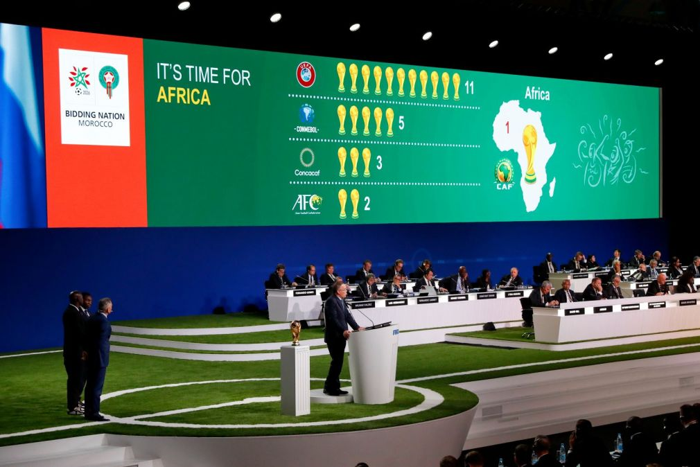 "The history behind Morocco's ""Africa"" World Cup not being fully embraced by all Africans"