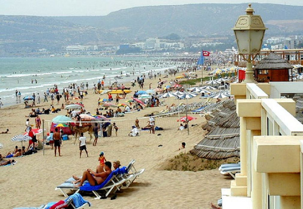 Morocco receives seven million tourists in seven months
