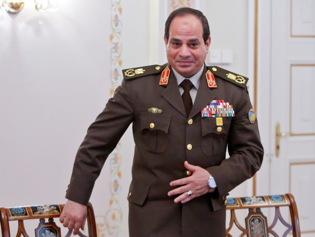 Abdel el-Sisi - President Of Egypt, the powerful man in Africa