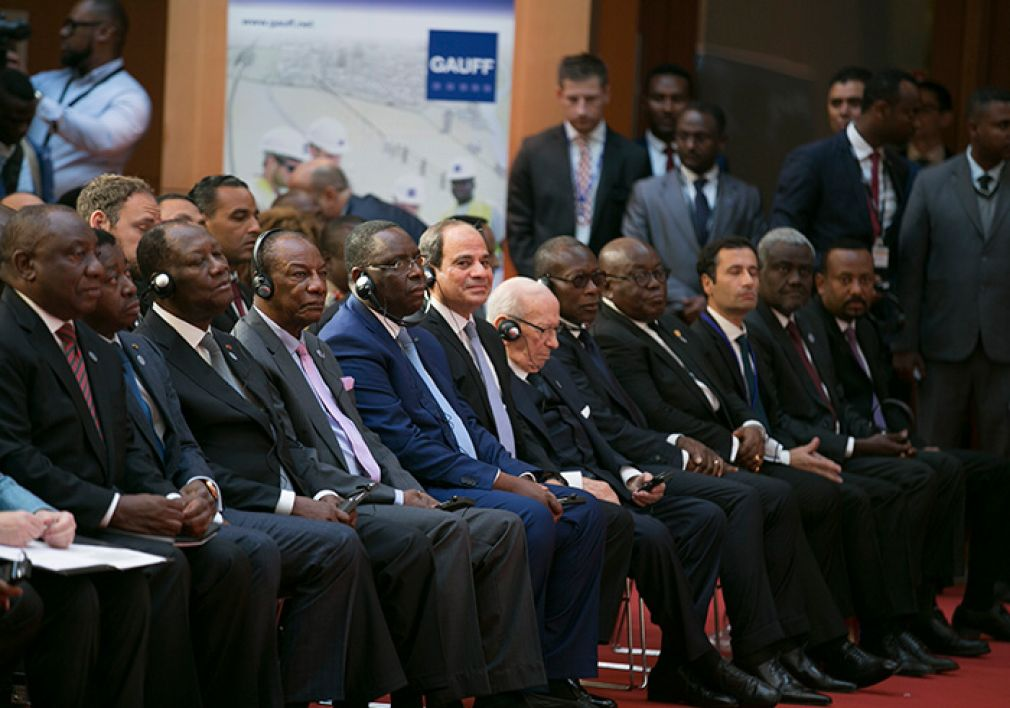 Kagame rallies global firms to invest in Africa