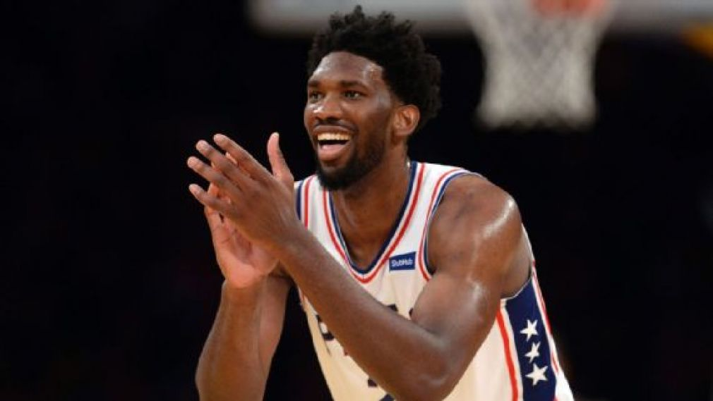Sixers star Joel Embiid, who is from Cameroon, was a product of the NBA's Basketball Without Borders development camp held in South Africa in 2011.