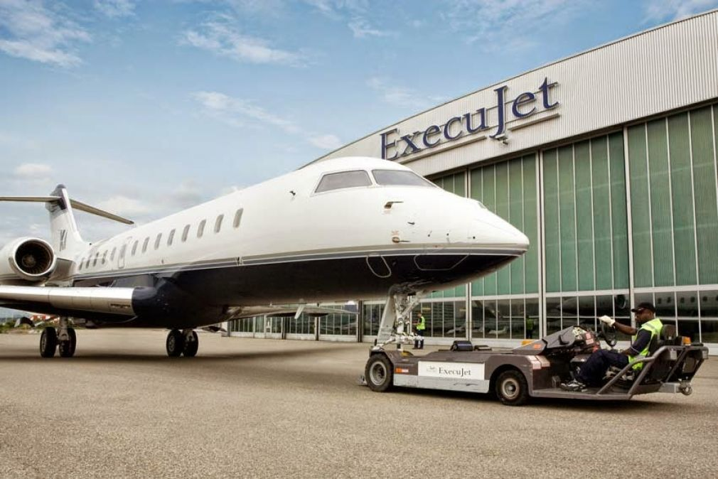 ExecuJet Installs First JetWave Systems in Africa