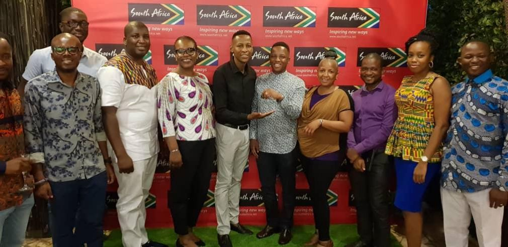 Ghanaian tour operators applauded by South African Tourism