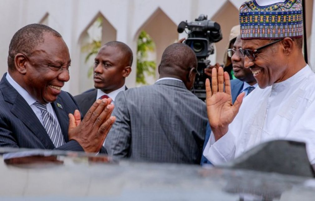 Nigeria's President to sign African free-trade agreement