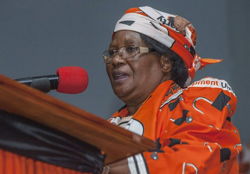 Joyce Banda 'is the most trusted political leader' in Malawi