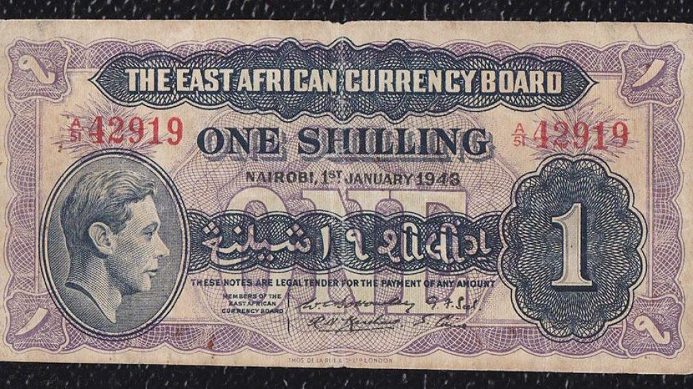 The East Africa shilling…or by any other name?